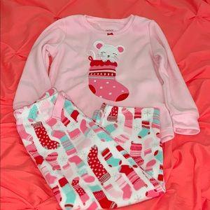 Christmas Pajama Set! Size 3T
